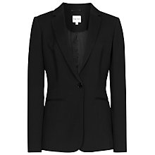 Buy Reiss Isla Slim Fit Long Jacket Online at johnlewis.com