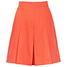 Buy Reiss Fillipa Short Culottes, Pomegrante Online at johnlewis.com