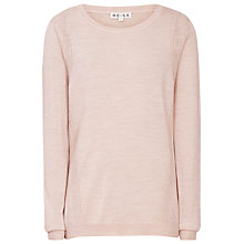 Buy Reiss Marnie Long Sleeved Jumper Online at johnlewis.com
