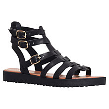 Buy Miss KG Devon Gladiator Sandals, Black Online at johnlewis.com