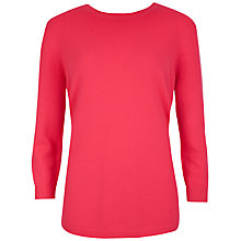 Buy Ted Baker Cashmere Jumper, Orange Online at johnlewis.com
