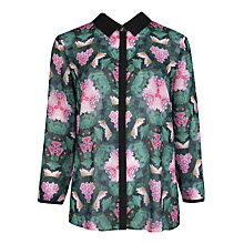 Buy Ted Baker Natural Kingdom Shirt, Multi Online at johnlewis.com