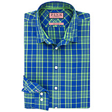 Buy Thomas Pink Harris Check Slim Fit Shirt Online at johnlewis.com