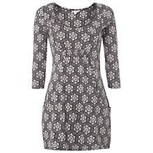 Buy White Stuff Street Cafe Tunic Top, Dark Grey Online at johnlewis.com