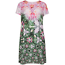Buy Ted Baker Natural Kingdom Tunic Dress, Multi Online at johnlewis.com