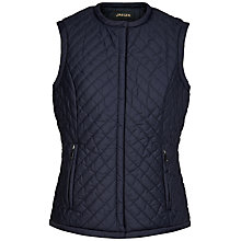 Buy Jaeger Chevron Quilted Gilet Online at johnlewis.com