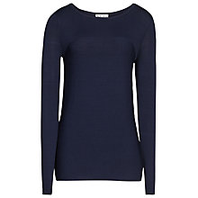 Buy Reiss Allie Rib Detail Jumper Online at johnlewis.com