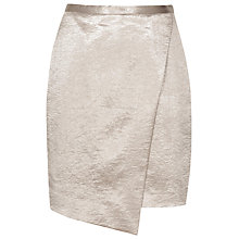 Buy Reiss Virgo Metallic Skirt, Star Online at johnlewis.com