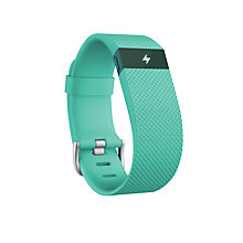Buy Fitbit Charge HR Wireless Heart Rate, Activity and Sleep Tracking Wristband Online at johnlewis.com