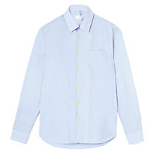 Buy Jigsaw End on End Chambray Shirt, Blue Online at johnlewis.com