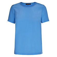 Buy Jaeger Silk T-Shirt Online at johnlewis.com