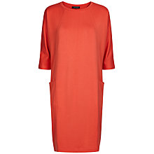Buy Jaeger Seam Detail Dress, Paprika Online at johnlewis.com