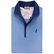 Buy Thomas Pink Ward Plain Rugby Shirt Online at johnlewis.com