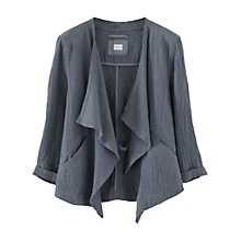 Buy Poetry Crinkle Linen Jacket Online at johnlewis.com