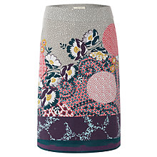 Buy White Stuff Floataway Skirt, Dew Grey Online at johnlewis.com