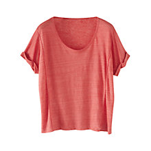 Buy Poetry Linen T-Shirt Online at johnlewis.com