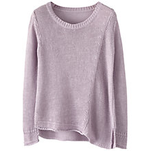 Buy Poetry Knitted Linen Jumper Online at johnlewis.com
