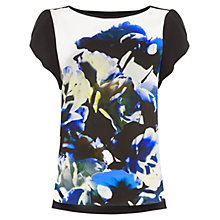 Buy Fenn Wright Manson Camilia Top, Cream / Black Online at johnlewis.com