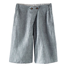 Buy Poetry Linen Culottes Online at johnlewis.com