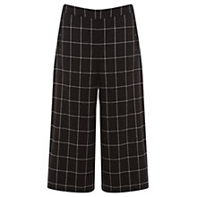 Buy Warehouse Check Culottes, Grey Online at johnlewis.com
