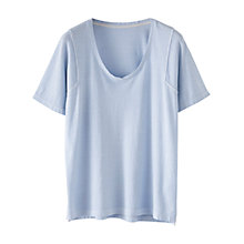 Buy Poetry Garment Dyed Cotton T-Shirt Online at johnlewis.com