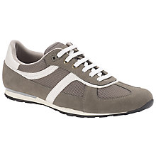 Buy BOSS Orange Difost Fabric Blend Trainers Online at johnlewis.com