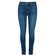 Buy James Jeans Twiggy Denim Legging, Cabana Clean Online at johnlewis.com