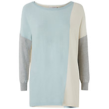 Buy Fenn Wright Manson Heather Jumper, Blue Multi Online at johnlewis.com