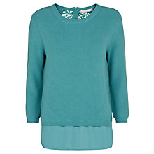 Buy Fenn Wright Manson Indigo Jumper, Teal Online at johnlewis.com