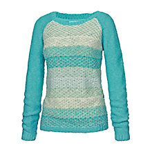 Buy Fat Face Stitch Striped Jumper Online at johnlewis.com
