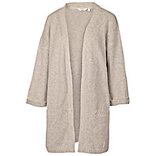 Buy Fat Face Apsley Edge to Edge Cardigan, Ivory Online at johnlewis.com