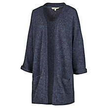Buy Fat Face Apsley Edge to Edge Cardigan, Navy Online at johnlewis.com