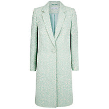 Buy Fenn Wright Manson Lupine Coat, Blue / Cream Online at johnlewis.com