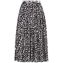 Buy Fenn Wright Manson Scila Skirt, Black / White Online at johnlewis.com