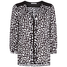 Buy Fenn Wright Manson Sorrell Top, Black / White Online at johnlewis.com