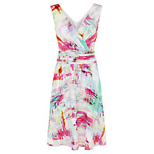 Buy Fenn Wright Manson Sea Holly Dress, Pink Multi Online at johnlewis.com