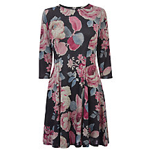 Buy Oasis Oversized Floral Dress, Multi Online at johnlewis.com