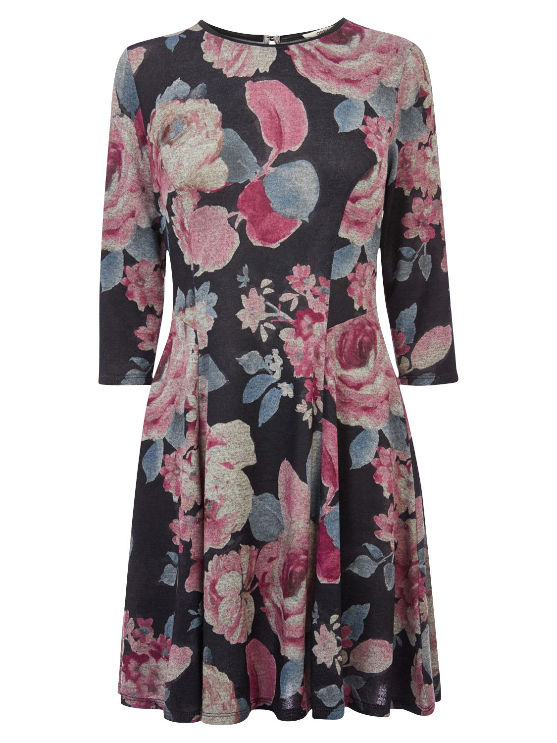 oasis oversized floral dress multi, oasis, oversized, floral, dress, multi, s|m|xs, special offers, womenswear offers, 30% off selected oasis, women, womens dresses, womens dresses offers, 1865860