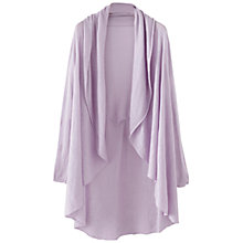 Buy Poetry Linen Edge to Edge Drape Cardigan Online at johnlewis.com