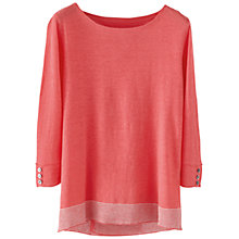 Buy Poetry Linen Striped Jumper Online at johnlewis.com