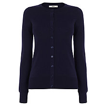 Buy Oasis Crew Neck Cardigan Online at johnlewis.com