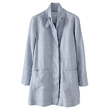 Buy Poetry Linen Coat Online at johnlewis.com