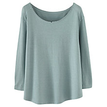 Buy Poetry Hemp Cotton Three-Quarter Length Sleeve Top Online at johnlewis.com