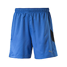 "Buy Puma Essential 7"" Running Shorts, Blue Online at johnlewis.com"