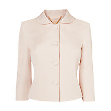 Buy Phase Eight Suzanna Jacket, Champagne Online at johnlewis.com