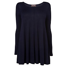 Buy Phase Eight Cali Swing Jumper, Navy Online at johnlewis.com