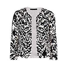 Buy French Connection Gypsy Moth Jacket, Summer White Multi Online at johnlewis.com