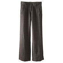 Buy Poetry Wide Leg Linen Trousers Online at johnlewis.com