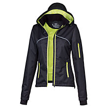 Buy Fat Face Activ88 Running Jacket, Black Online at johnlewis.com