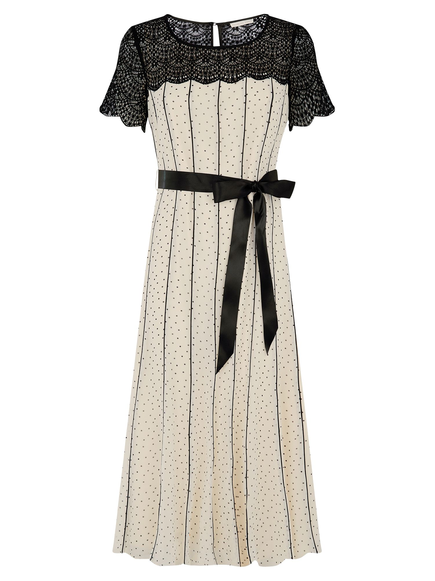 jacques vert piped soft prom dress cream/black, jacques, vert, piped, soft, prom, dress, cream/black, jacques vert, 14|12|16|22|24|10|18|20|8, women, plus size, womens dresses, 1867473